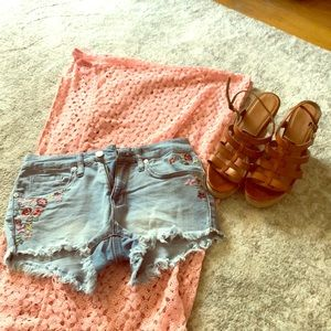Mossimo denim short
